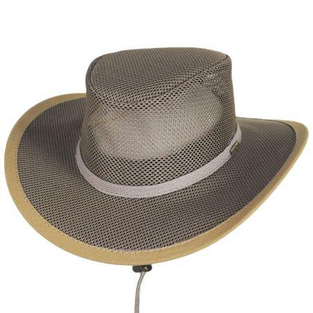 Mesh Covered Soaker Safari Hat alternate view 13