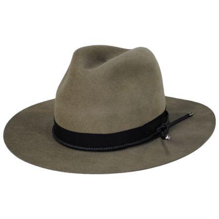 Sterne Wool Felt Fedora Hat