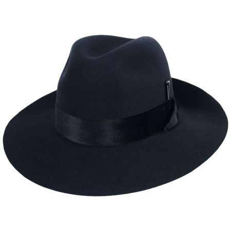 Burgan Fur Felt Fedora Hat