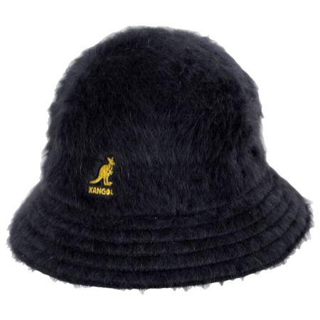 Kangol Furgora Black/Gold Casual Bucket Hat