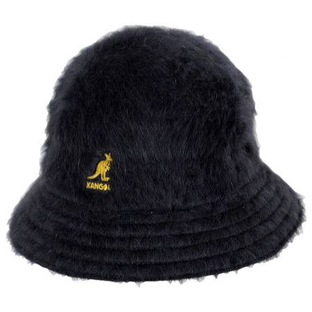 Furgora Black/Gold Casual Bucket Hat alternate view 13