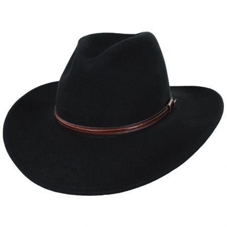Jaxon Hats Sedona Wool Felt Cowboy Hat