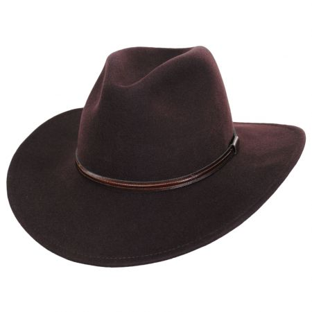 Sedona Wool Felt Cowboy Hat alternate view 13