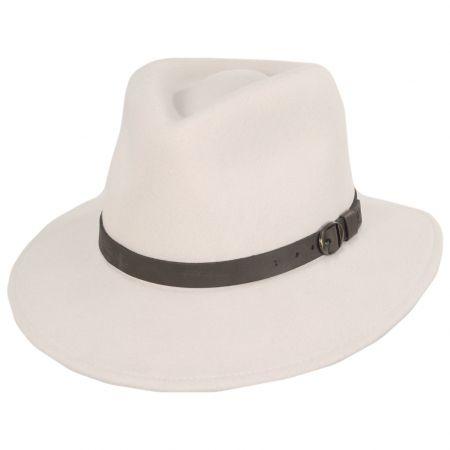 Briar Wool Felt Fedora Hat alternate view 14