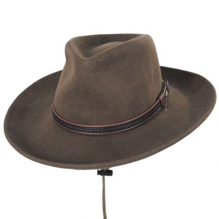 Tempest Crushable Wool Felt Rancher Hat alternate view 13