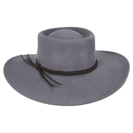 Avondale Wool Felt Boater Hat alternate view 5