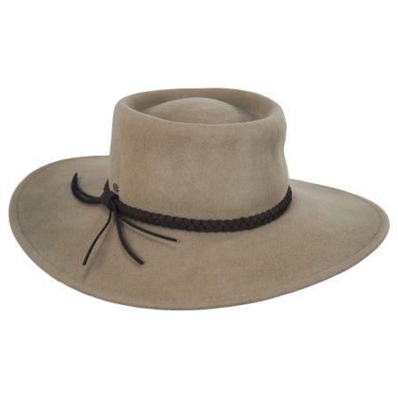 Avondale Wool Felt Boater Hat alternate view 9