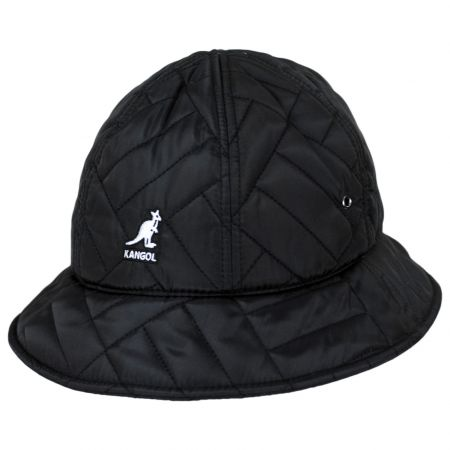 Quilted Casual Bucket Hat