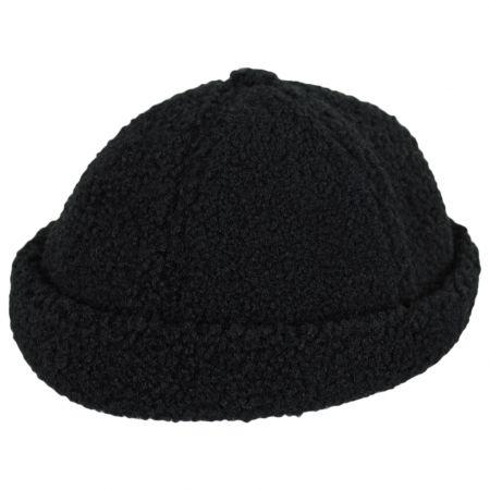 Plush Skull Cap Beanie Hat