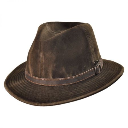 Mayser Hats Gregory Fedora Hat