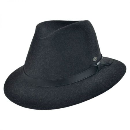 Safari Earflap Fedora Hat