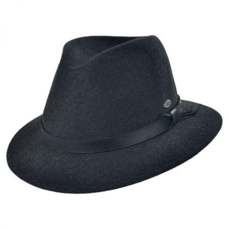 Mayser Hats Safari Earflap Fedora Hat