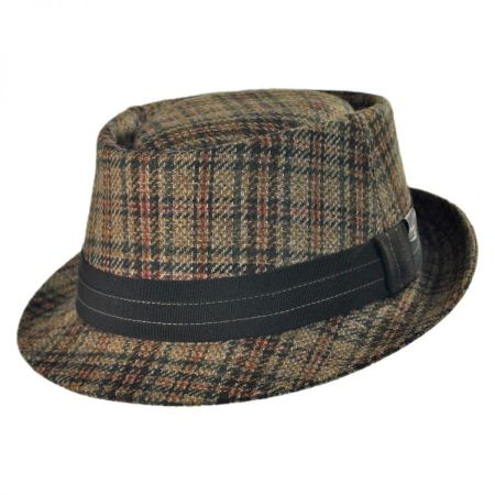 Mayser Hats Michael Zechbauer Hugh Pork Pie Hat
