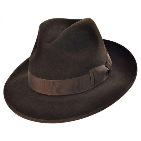 Mayser Hats Darian Fur Felt Fedora Hat