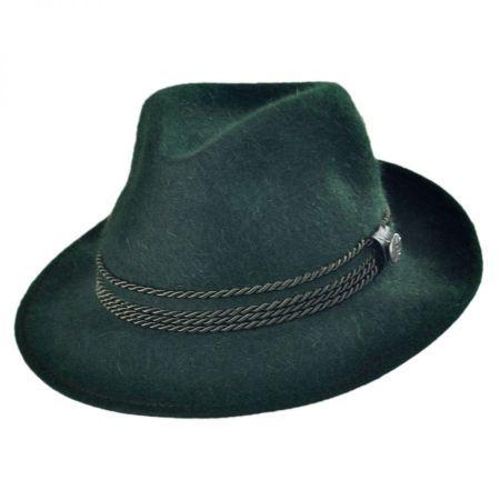 Mayser Hats Bavaria Fur Felt Fedora Hat