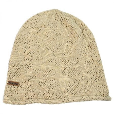 Comfort Knit Pull On Beanie Hat