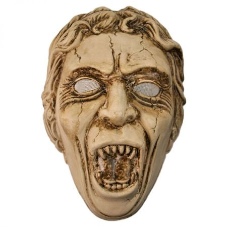 Dr. Who Weeping Angel Mask alternate view 1
