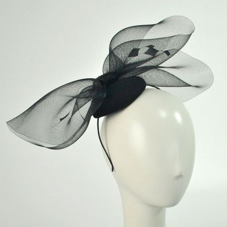 Emma B by Giovannio Tulle Twist Fascinator Headband