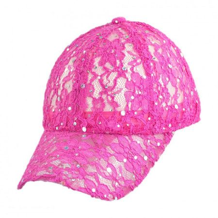Something Special - Lace Baseball Cap