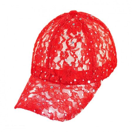 Something Special Something Special - Lace Baseball Cap