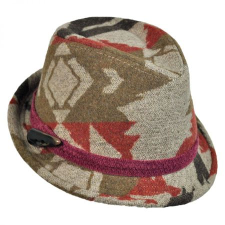 Christys' Crown Series Utah Fedora Hat