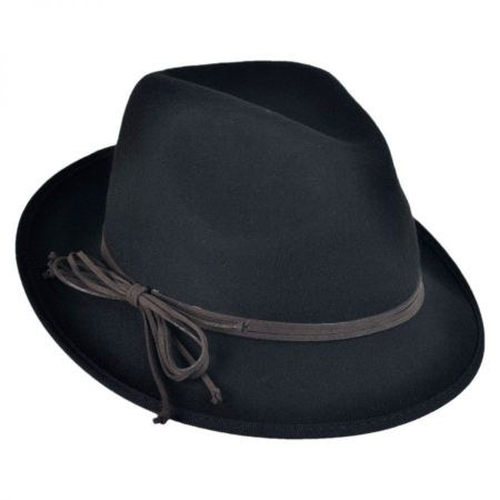 Christys' Crown Series Ashbury Fedora Hat