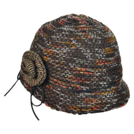 Yarn Cloche Hat
