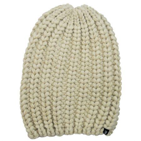 Soho Knit Acrylic Beanie Hat