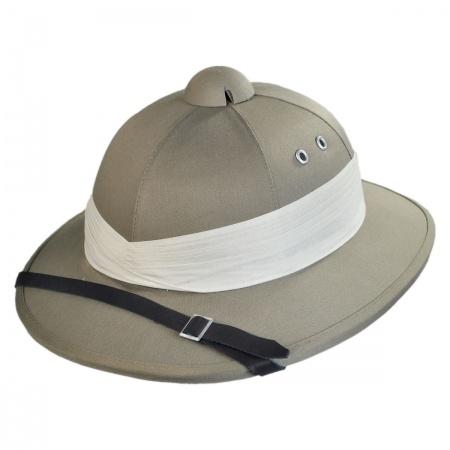 B2B African Safari Pith Helmet