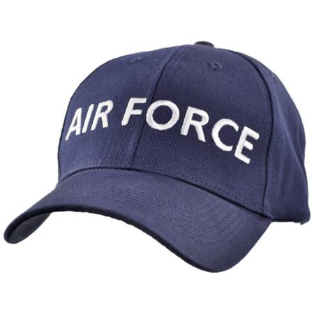 B2B Air Force Snapback Baseball Cap