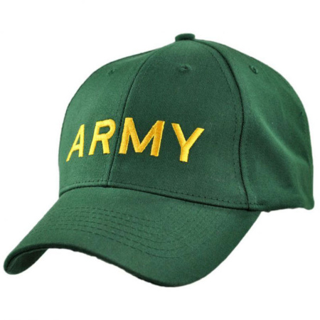 B2B Army Snapback Baseball Cap