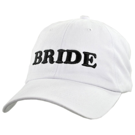 B2B Bride Strapback Baseball Cap