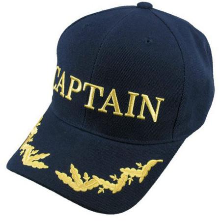 B2B Captain Snapback Baseball Cap