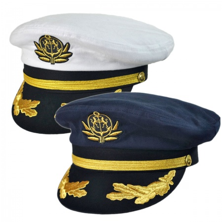 B2B Deluxe Adjustable Yacht Cap