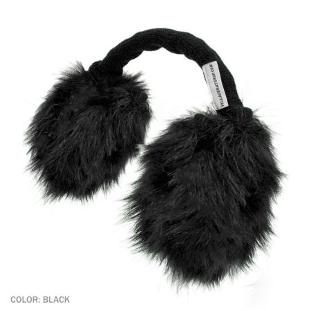 B2B Faux Fur Earmuffs