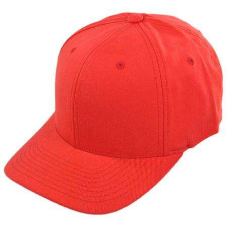 B2B FLEXFIT Mid-Pro Cotton Twill Fitted Baseball Cap