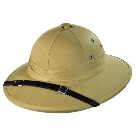B2B French Pith Helmet - Big Head Version
