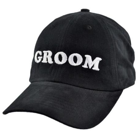 B2B Groom Strapback Baseball Cap