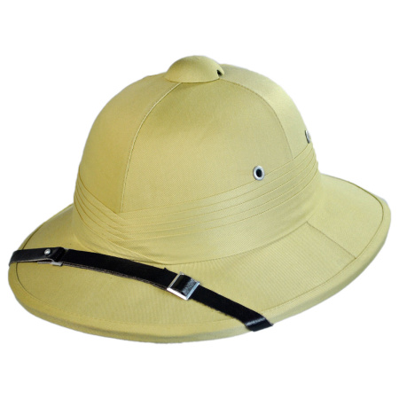 B2B Indian Pith Helmet - Big Head Version