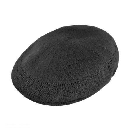 B2B Jaxon Bamboo Ivy Cap (Black)