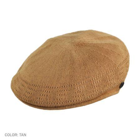 B2B Jaxon Bamboo Ivy Cap (Tan)