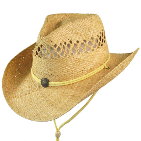 B2B Jaxon Maggie May Western Hat (Natural)