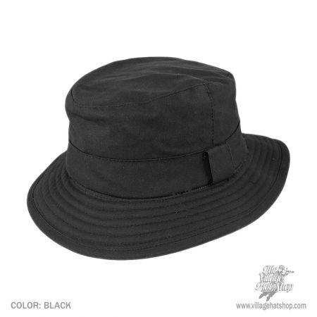 B2B Jaxon Oilcloth Bucket Hat
