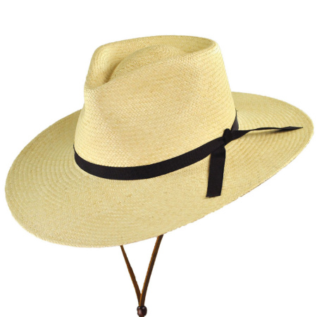 B2B Jaxon Panama Straw Working Hat