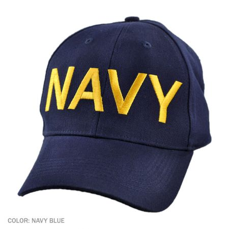 B2B Navy Ball Cap