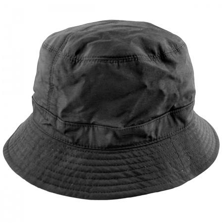 B2B sur la tete Nylon Rain Bucket Hat