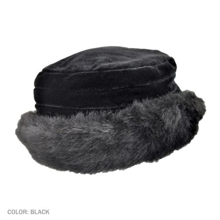 B2B sur la tete Quebec Cuff Hat (Black)