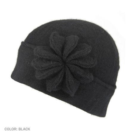 B2B sur la tete Starburst Beanie Hat (Black)