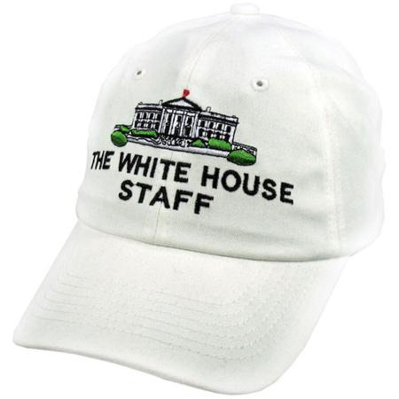 B2B The White House Baseball Cap - CLOSEOUT/BLOWOUT