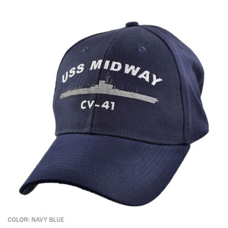 B2B USS Midway Baseball Cap